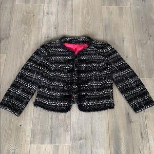 2/$25 Twenty One slight cropped blazer Medium